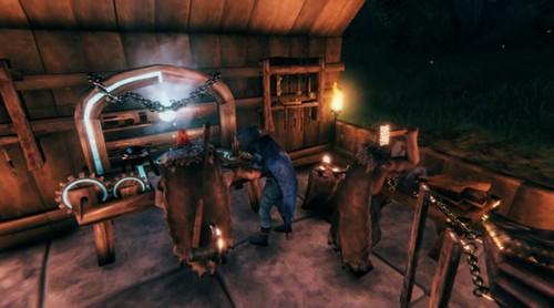 Valheim  Comment extraire du fer ?