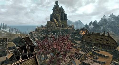 Valheim  Comment recréer Whiterun de Skyrim ?