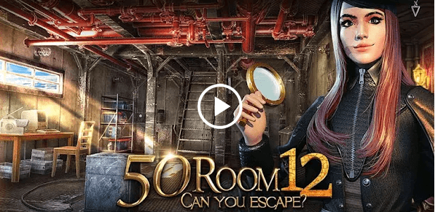 Can you escape the 100 room 12 solution
